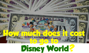 How much does it cost to go to Disney World? from WDWPrepSchool.com