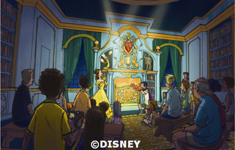 A guide to the new Fantasyland at Magic Kingdom from WDWPrepSchool.com