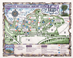 How about some Disney World maps? from WDWPrepSchool.com