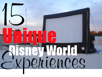 15 unique things to do at Disney World (and some are even free) from WDWPrepSchool.com